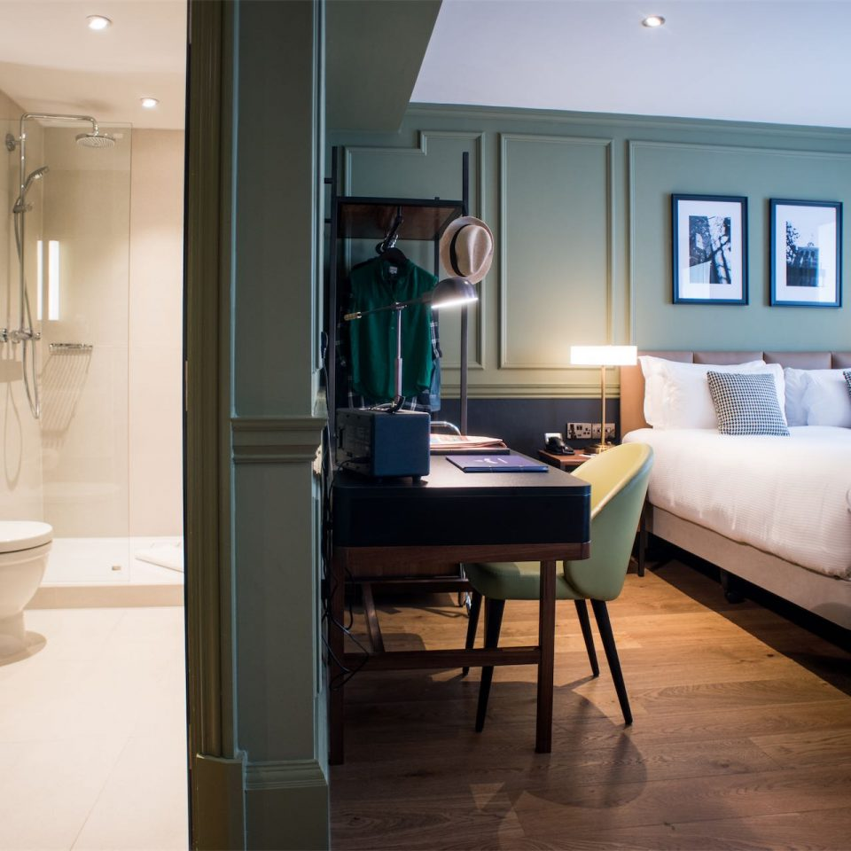 counting house bedroom and hotel shoot